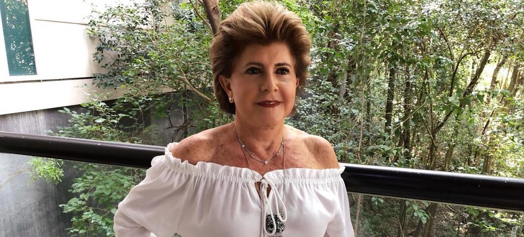 A rainha das socialites curitibanas