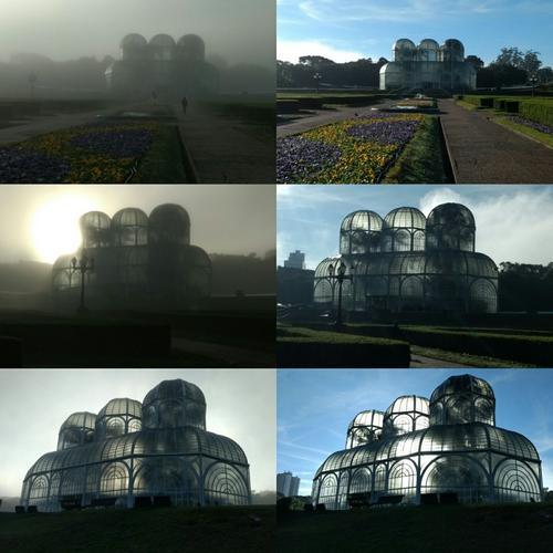 Beleza europeia - Jardim Botânico de Curitiba