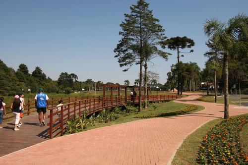 O Ilustre desconhecido: Parque Lago Azul