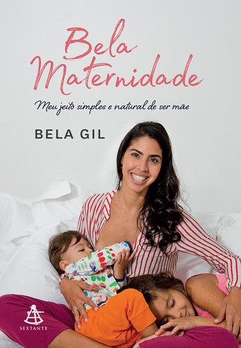 Bela Gil lança livro em Curitiba com dicas para a maternidade